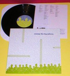 SWEEP THE LEG JOHNNY 4 9 21 30 LP Record rare Vinyl #AlternativeIndiePostRock