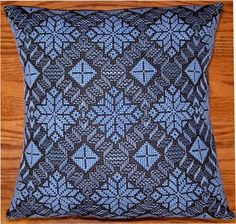 I want to try Swedish Weaving (Huck Weaving).