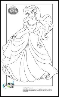 384 Best Ariel Coloring Pages Images Coloring Pages Colouring In