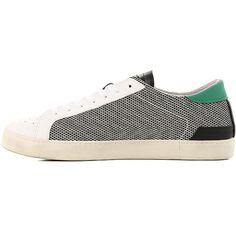 Sapatos para Homem D.A.T.E., Detalhe do Modelo: hilllow--