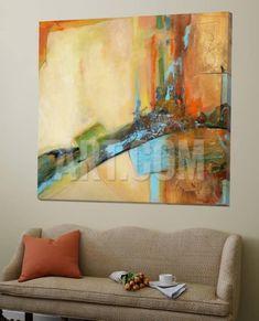 Passage Loft Art by Huguette Lagacé at Art.co.uk