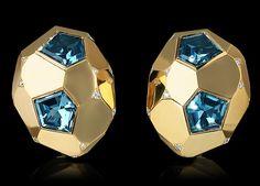 Earrings Geometry - buy in Mousson Atelier