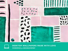D E S I G N L O V E F E S T » DOWNLOADS Dress Your Tech, T Dress, Wallpaper Free Download, Pretty Patterns, Wallpaper S, Red And Pink, Framed Art Prints, Give It To Me, Desktop Wallpapers