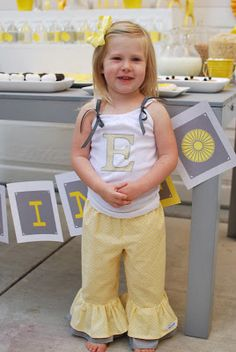 It's Ella's World Now: You Are My Sunshine - Breakfast Birthday Party