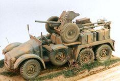 Sd.Kfz. 69 Krupp Protze von Pascal Tognon (1:35 Tamiya)