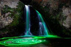 Bem Legaus!: Cachoeiras coloridas