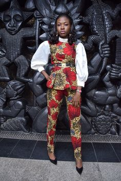 African Wear, How To Wear, African Fashion