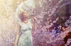 Fashion photography by Oriana Layendecker.