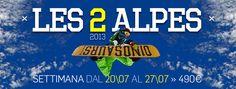 Radical Camp Estivo Snowboard @ Les Deux Alpes - 20-27 Luglio 2013 - Le Migliori Uscite Sci-Snowboard da Milano
