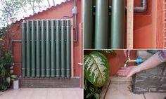Arquitetos desenvolvem sistema inteligente de captação de água da chuva