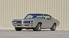 1969 Pontiac GTO Judge 400/366 HP, Automatic presented as lot T203 at Dallas, TX 2014 - image1