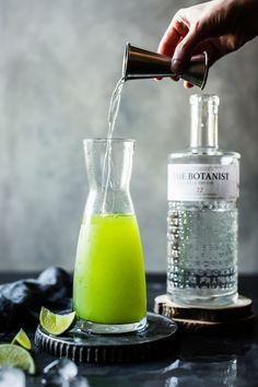 Tarragon Gin and Tonics The Botanist Gin