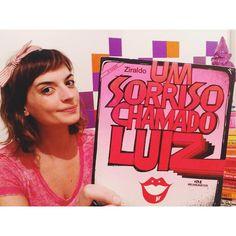 Um sorriso chamado Luiz, de Ziraldo
