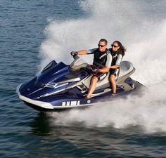 Yamaha WaveRunners - FX Cruiser SHO Luxury PWC $14,599 MSRP