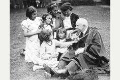 """El recuerdo de los """"Niños Vascos de la Guerra"""" en Bristol"""