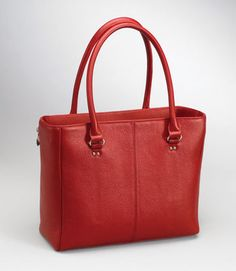 Gun Tote'n concealed carry Traditional Open Top Tote has slash resistant handles that are wire reinforced. This stylish bag is made of cowhide leather with small pebble texture that has a luxurious feel. Concealed Carry Handbags, The Draw, Cowhide Leather, Carry On, Tote Bag, Purses, Traditional, Conceal Carry, Guns