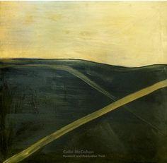 Colin McCahon: A landscape, Northland. 1965