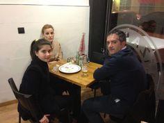 Primera cena del año en LIZARRAN ORIHUELA 2
