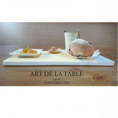 Wooden Tray-Petit Dejeuner-S