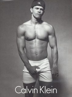 oh marky mark. look how funny u are