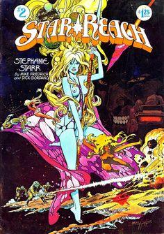 Star*Reach #2 - Stephanie Starr (Issue)