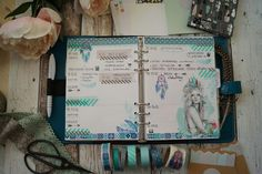 Creative Pages by amaryllis775: Filofaxing / Bohodream