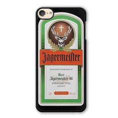 Jagermeister Apple Phonecase For Ipod Touch 4 Ipod Touch 5 Ipod Touch 6