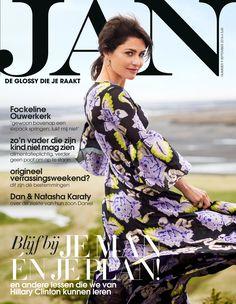 Fockeline Ouwerkerk | Cover JAN Magazine 9-2016 | Photo by Eric van den Elsen