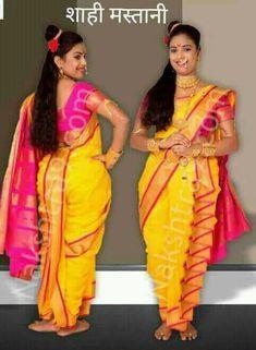 67 Best Women in Saree images in 2019 | Saree, Nauvari saree
