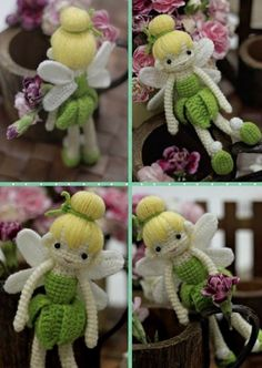 Mesmerizing Crochet an Amigurumi Rabbit Ideas. Lovely Crochet an Amigurumi Rabbit Ideas. Crochet Fairy, Knit Or Crochet, Cute Crochet, Crochet For Kids, Crochet Crafts, Crochet Toys, Crochet Projects, Crochet Animals, Amigurumi Free
