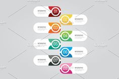 Modern Infographic Shield Template   Infographic, Template and ...