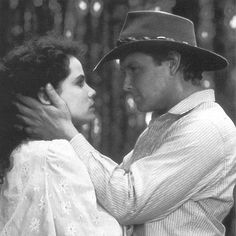 Jim and Jessica Old Movies, Great Movies, Movies Showing, Movies And Tv Shows, Man From Snowy River, Horse Movies, Australian Actors, Black Sails, Movie Lines