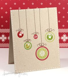 Holiday Card Series 2014 - Day 16