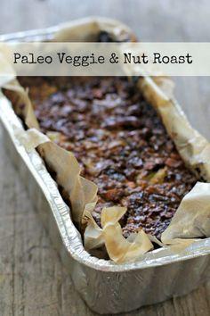 Paleo nut roast #paleo #healthy #nsng #protein #healthyfats #fitness #fitspo