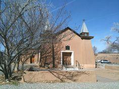 Old San Ysidro Church Corrales, NM
