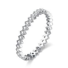 R004-B-7  Korean Style new design finger ring for lady