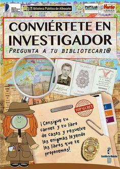 Crea y aprende con Laura: #Recomiendo 'Top Secret: Conviértete en investigador' mientras lees #Bibliotecas Breakout Edu, Spy Birthday Parties, Teacher Helper, Escape Room, Flipped Classroom, Game Design, Childrens Books, Homeschool, Language