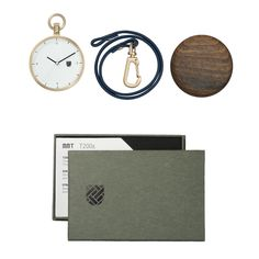 Drawing inspiration from classic fob watches, MM's T series is a modern pocket watch that combines the poetry and functionality of these personal timepieces wit