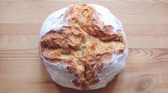 Pan Casero【CÓMO HACER PAN】Receta fácil paso a paso. PepeBar.com Snack Recipes, Healthy Recipes, Snacks, Robot Boulanger, Pan Bread, Meals, Cooking, Gastronomia, Crock Pot Recipes