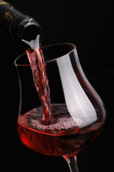 ~ Pouring Wine