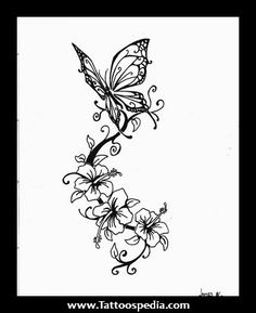 Tribal%20Butterfly%20Tattoo%20Designs%20For%20Women%201 Tribal Butterfly Tattoo Designs For Women