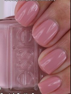 Essie Not Just A Pretty Face - flesh colored pink