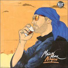 soultrainonline.de - REVIEW - REISSUE: Mellow Mark – Nomade (MLO/House Of Riddim/Danse Macabre Records/Digitale Dissidenz/Alive)!
