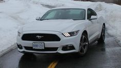 Driven: 2015 Ford Mustang 3.7L V6 fastback