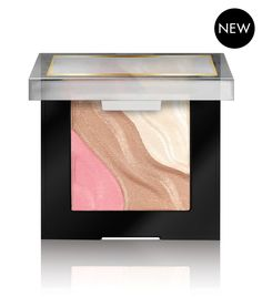 Spotlight Face & Eye Strobe Palette is the ultimate multitasking glow powder with universal flattering shades to illuminate face and eyes like never before. Light-reflecting powders build and blend effortlessly for an instant glow. Use as a blush, highlighter, eye accent and to spotlight all of your prettiest features with beautiful luminosity.