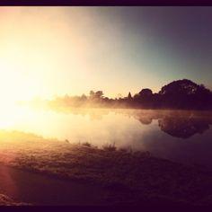 Sunrise over Ngaruroro River, Hawke's Bay Heartland, New Zealand, Sunrise, Seeds, Artsy, River, Celestial, Outdoor, Outdoors
