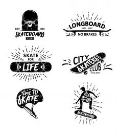 Discover thousands of Premium vectors available in AI and EPS formats Skateboard Logo, Skateboard Party, Skateboard Design, City Illustration, Graphic Design Illustration, Label Design, Logo Design, Skate Tattoo, How To Age Paper