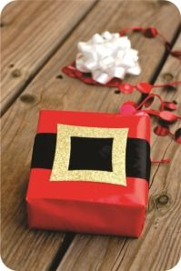 embalagem presente de natal