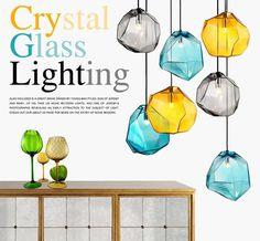 Goedkope moderne minimalistische hanglampen melk wit glazen bal hanglampen restaurant bar lamp - Deco eetkamer trendy ...