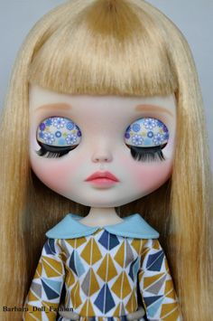Blythe Dolls, Barbie Dolls, Fashion Royalty Dolls, Dark Skin Tone, Anime Girl Cute, Custom Dolls, Very Lovely, Ball Jointed Dolls, Doll Clothes